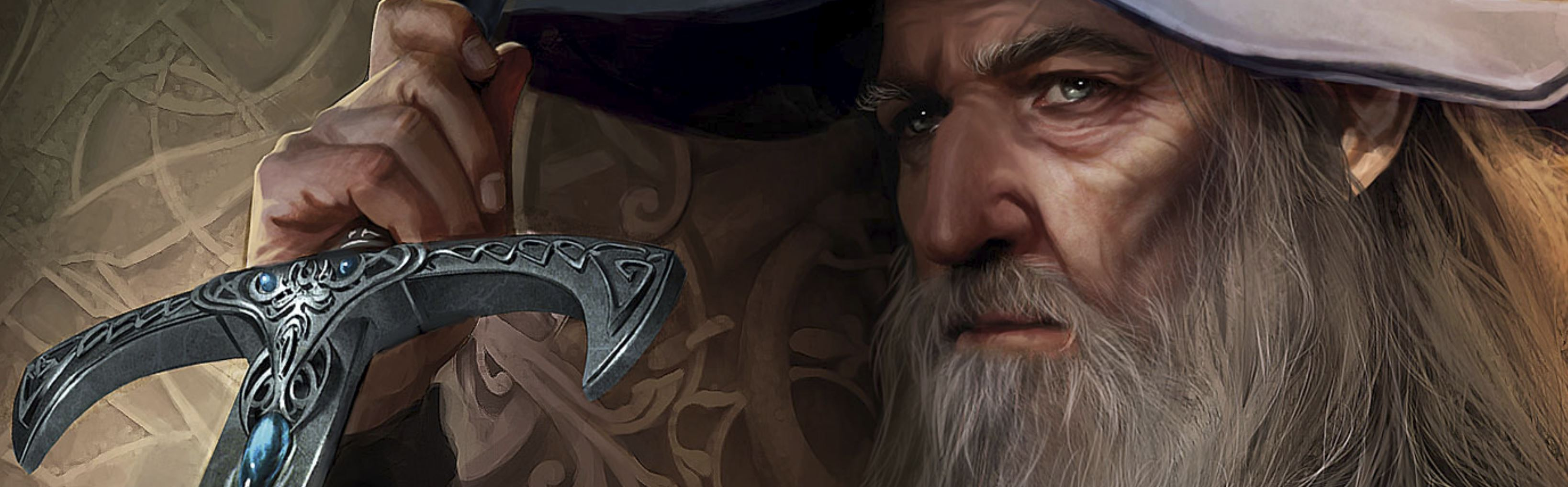 The Lord of the Rings: Living Card Game выходит в ранний доступ