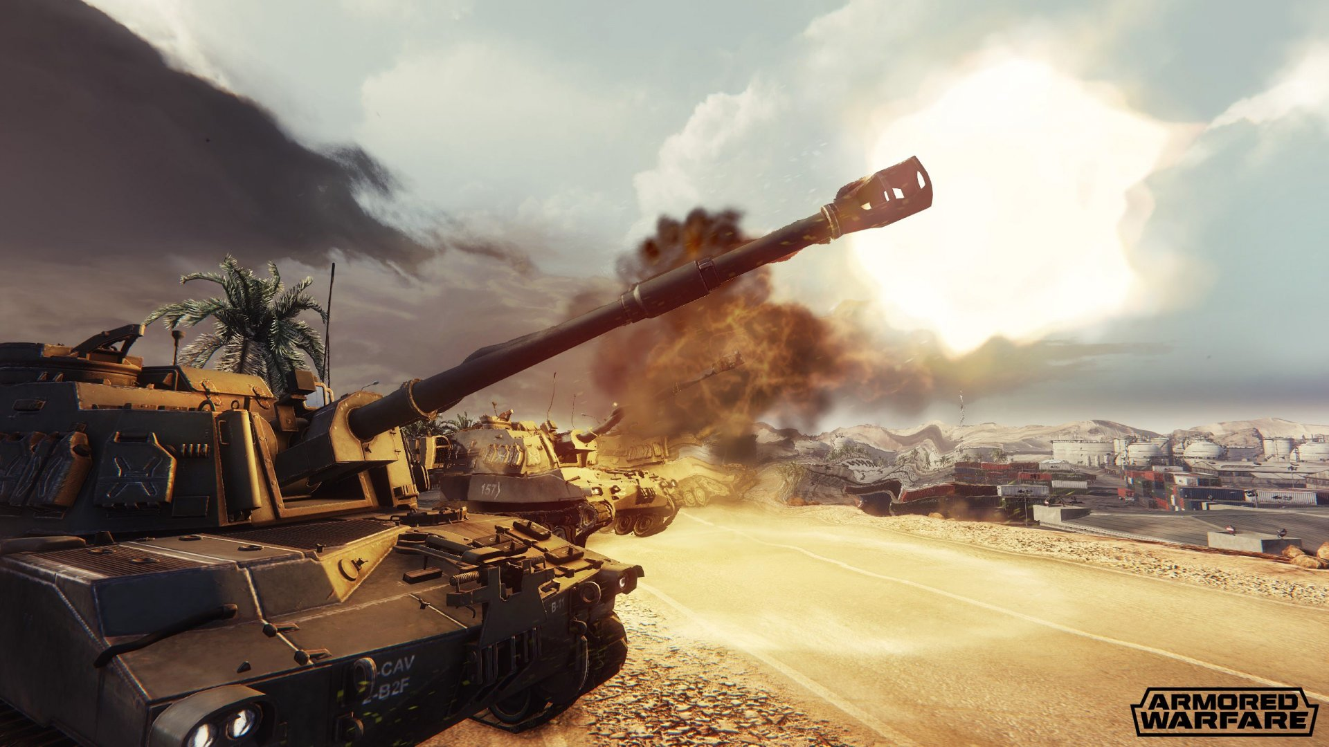 Armored Warfare: Проект Армата вышел на Xbox One