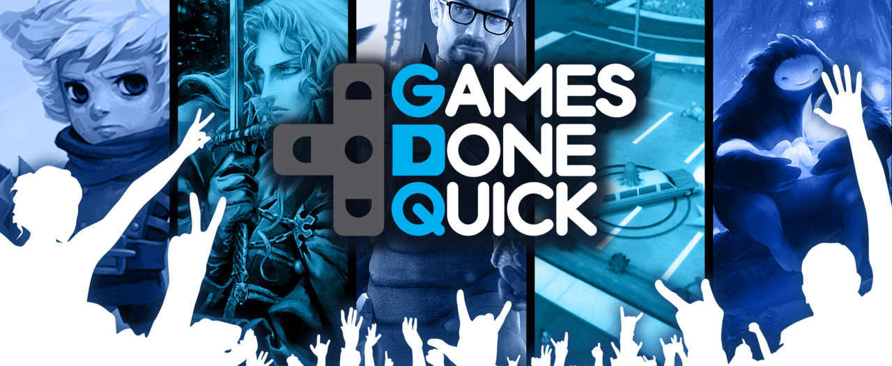 Начался Summer Games Done Quick 2018