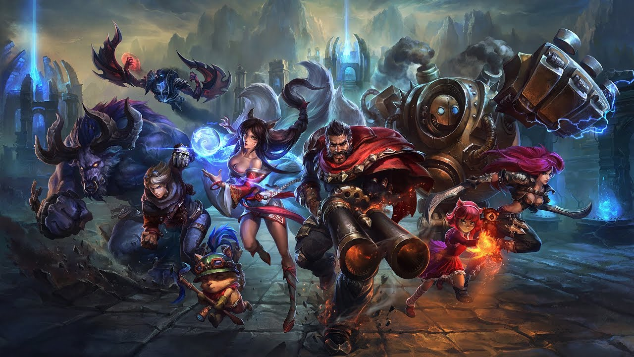 Система Clash в League of Legends